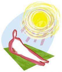 Воздействие ультрафиолета на кожу - Родинка Ру | всё о